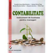 Contabilitate. Instrument de business pentru manageri - Adriana Florina Popa
