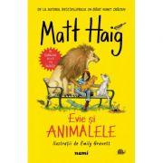 Evie si animalele - Matt Haig