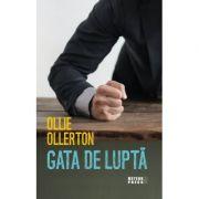 Gata de lupta - Ollie Ollerton