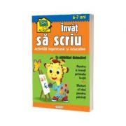 Scoala acasa - Invat sa scriu (6-7 ani)