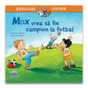 Max vrea sa fie campion la fotbal - Christian Tielmann