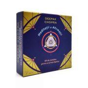 Meditații și Afirmații - set 64 de cartoline - Deepak Chopra