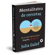 Mentalitatea de cercetaș - Julia Galef