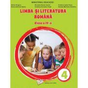 Limba și literatura română, manual clasa a IV-a - Adina Grigore