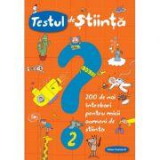 Testul de știință, numarul 2 - 200 de noi întrebări pentru micii oameni de știință - Giacomo Spallacci