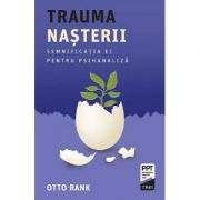 Trauma nasterii - Otto Rank