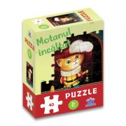 Motanul incaltat: Puzzle