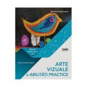 Arte vizuale si abilitati practice - Clasa 3 - Manual - Maria-Cosmina Dragomir