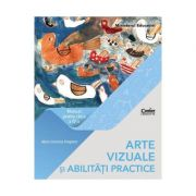 Arte vizuale si abilitati practice - Clasa 4 - Manual - Maria-Cosmina Dragomir