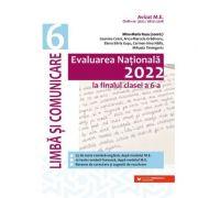 Evaluarea Națională 2022 Limbă și comunicare la finalul clasei a VI-a - Geanina Cotoi