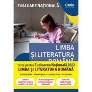 Evaluare Nationala 2022 la Limba si Literatura Romana. De la antrenament la performanta - Georgiana Andreea Nistor