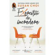 Exercițiu de încredere - Susan Choi