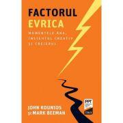 Factorul Evrica. Momentele Aha, insightul creativ și creierul - John Kounios