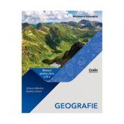 Geografie - Clasa 4 - Manual - Octavian Mandrut