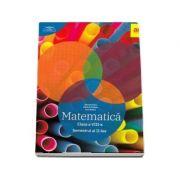 Matematica pentru clasa a VIII-a, semestrul II. Clubul Matematicienilor - Mircea Fianu