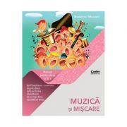 Muzica si miscare - Clasa 3 - Manual - Emil Pantelimon