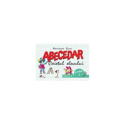 Abecedar - Caietul elevului - Partea I-a