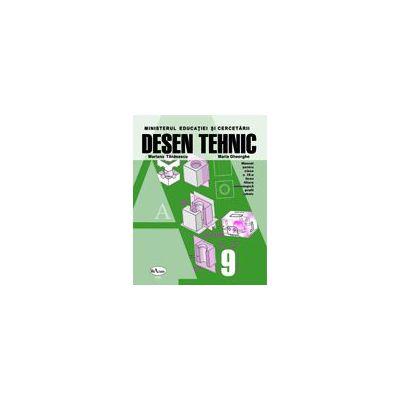 Desen Tehnic - Manual pentru clasa a IX-a