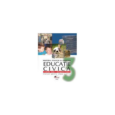 Educatie Civica – manual clasa a III-a