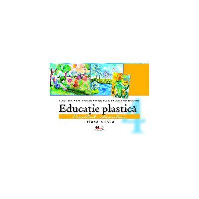 Educatie Plastica - Caiet pentru clasa a IV-a