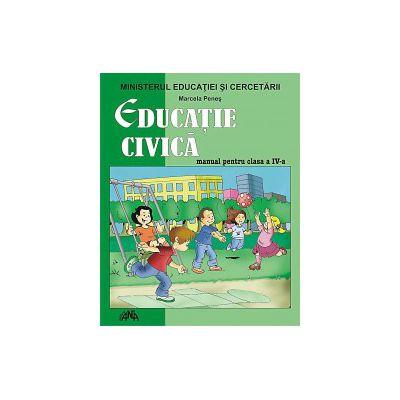 Educatie Civica - Manual clasa a IV-a
