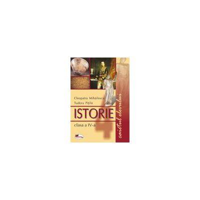 Istorie - Clasa a IV-a - Caietul elevului