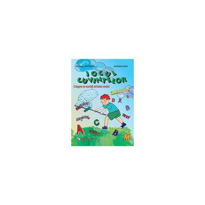 Jocul cuvintelor - Culegere de exercitii de limba româna - Clasa a IV-a