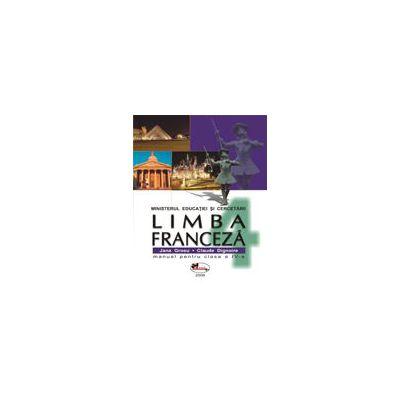 Limba Franceza – manual clasa a IV-a