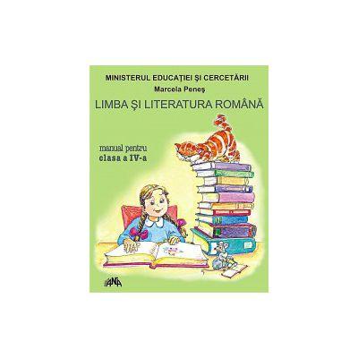 Limba si literatura romana - Clasa a IV-a