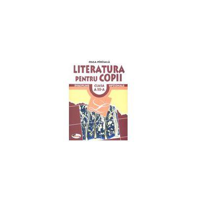 Literatura pentru copii - Clasa a III -a