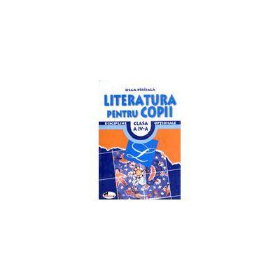 Literatura pentru copii - Clasa a IV-a
