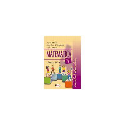 Matematica - Clasa a IV-a - Caietul elevului - Partea I
