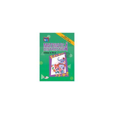 Matematica distractiva - Clasa a IV-a
