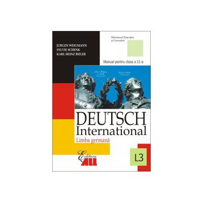 Limba Germana L3 - Deutsch International 3 - Manual pentru clasa a XI-a