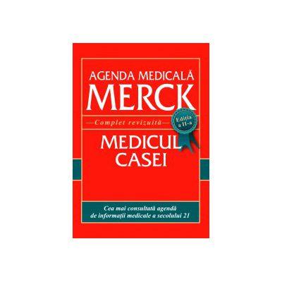 Agenda medicala Merck - Medicul casei
