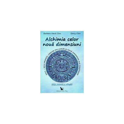 Alchimia celor noua dimensiuni... 2011- 2012 Profetii, cercuri din lanuri si noua dimensiuni ale constiintei