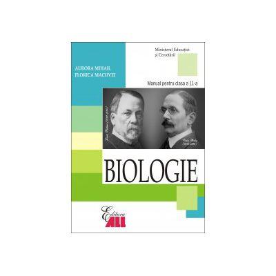 Biologie - Manual pentru clasa a XI-a