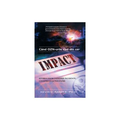 IMPACT - Cand OZN-urile cad din cer