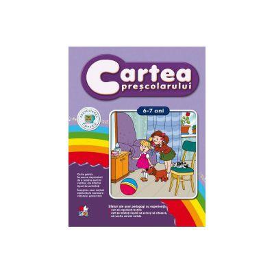 Cartea prescolarului 6-7 ani