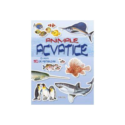 Cauta si lipeste - Animale acvatice