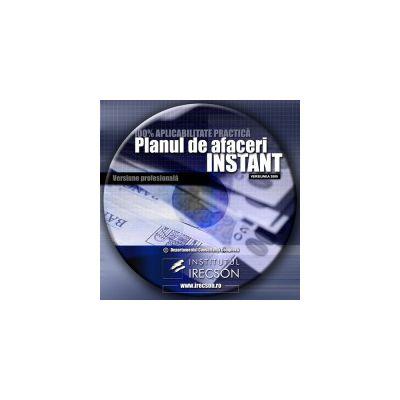 CD-ul Planul de afaceri instant