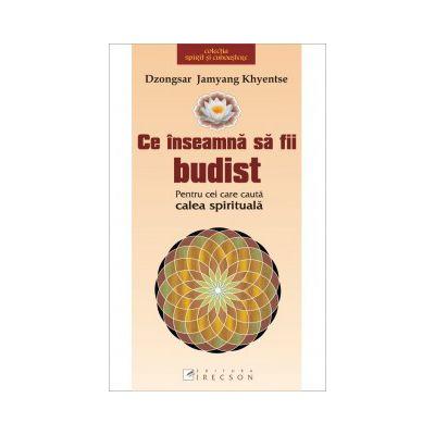 Ce inseamna sa fii budist - Pentru cei care cauta calea spirituala