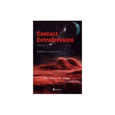 Contact extraterestru - Vol.1- Dovezi si consecinte