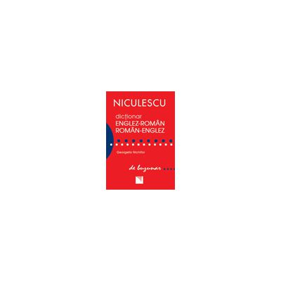 Dictionar englez-roman/roman-englez de buzunar