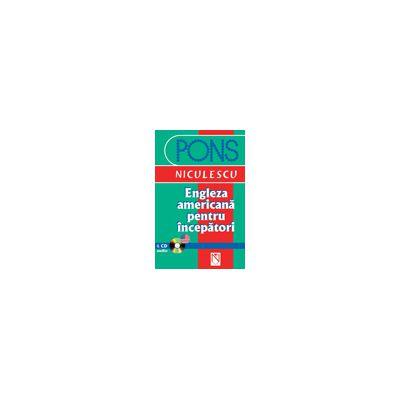 Engleza americana pentru incepatori - CD audio