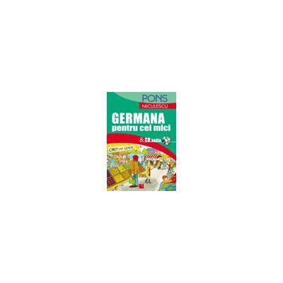 Germana pentru cei mici - CD audio