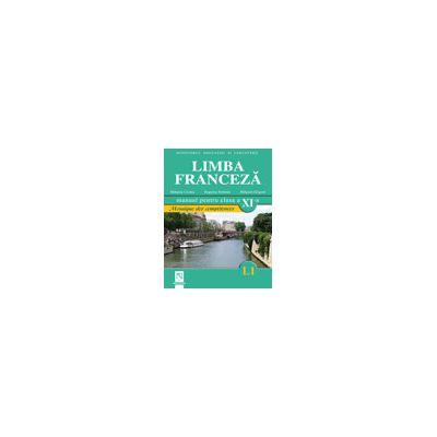 Limba Franceza (L1) - Mosaique des competences - Manual pentru clasa a XI-a