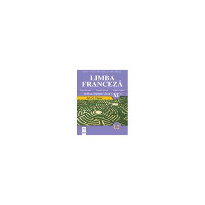 Limba Franceza (L2) - Fil d'Ariane - Manual pentru clasa a XI-a