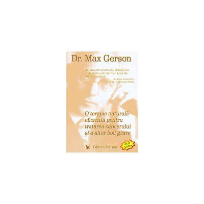 O terapie naturala eficienta pentru tratarea cancerului si a altor boli grave (DVD)