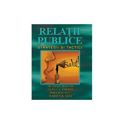 Relaţii publice - Strategii şi tactici